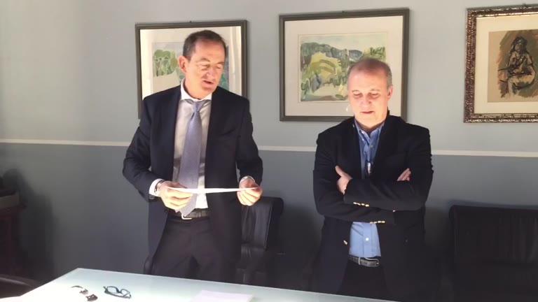 """Video: Sei mesi di giunta Antonelli: """"A gennaio partiranno i cantieri"""""""