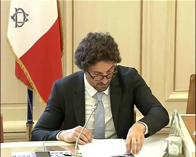Video: Il discorso di Danilo Toninelli su Pedemontana