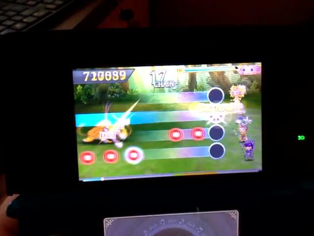 Nintendo 3DS - Theatrhythm Final Fantasy: Curtain Call - Music Stages - Final Fantasy IV - Battle 1 - Expert Score - 9,999,999 - Rodrigo Lopes