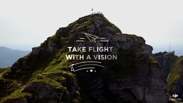Video: In volo sul Monte Generoso