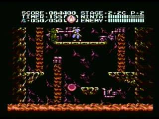 Nintendo Entertainment System - Ninja Gaiden III: The Ancient Ship of Doom - NTSC - Fastest Completion - 19:22.0 - James Sorge