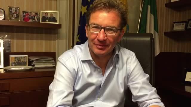 Video: Andrea Pellicini spiega le ragioni della sua vittoria