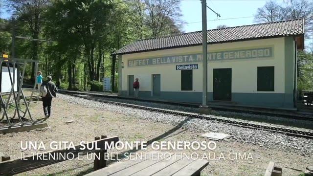 Video: Il fiore di roccia sul Monte Generoso