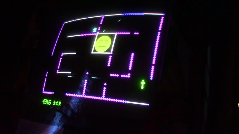 Arcade - Frenzy - Points - Marathon - 200,214 - John McAllister