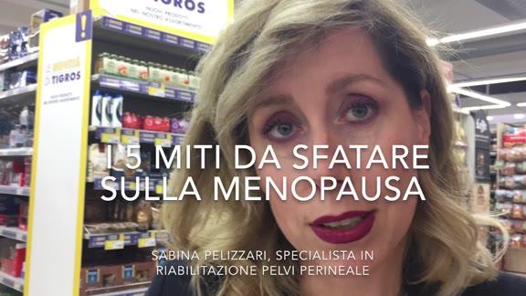 Video: 5 miti da sfatare sulla menopausa