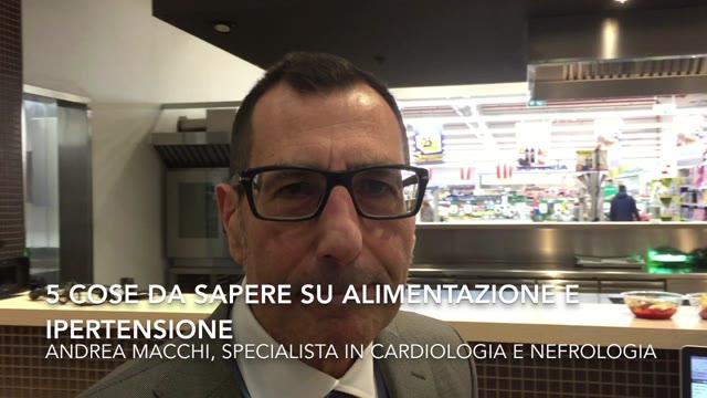 Video: 5 Cose da sapere per prevenire l'ipertensione a tavola