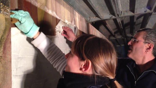 Video: I lavori di restauro dell'Abbazia di Sesto Calende