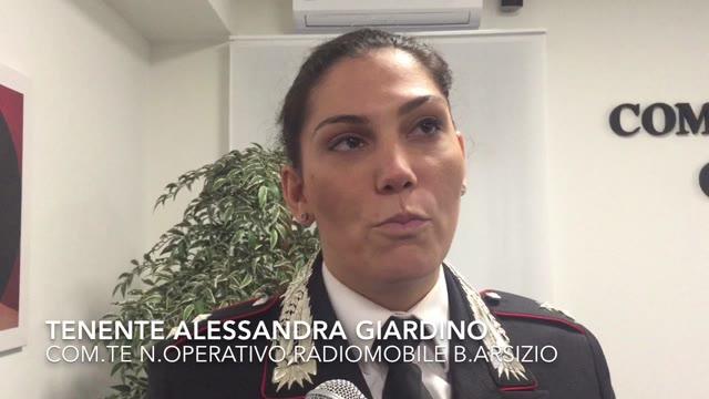 Video: Carabinieri, ecco i nuovi ufficiali arrivati a Varese