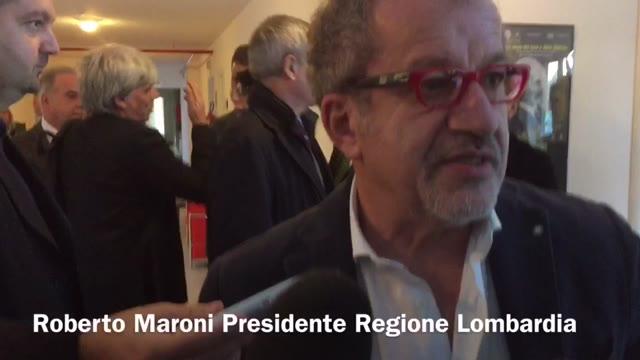 Video: Maroni presenta la Riforma della Sanità