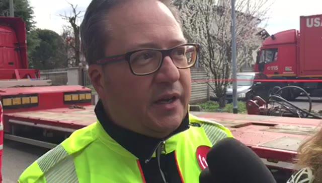Video: Esplosione Rescaldina, il report di Guido Garzena di Areu 118