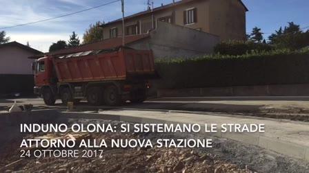 Video: Induno Olona: nasce la nuova viabilità attorno alla stazione