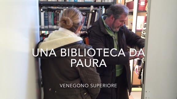 """Video: Dentro il """"fondo Scalvi"""" a Venegono"""