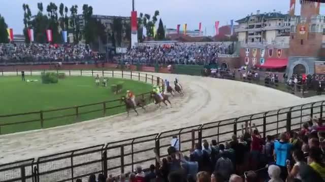 Video: La vittoria di Legnarello al Palio di Legnano