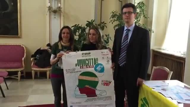 Video: Vivicittà parte anche da Varese