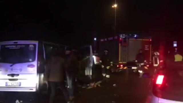 Video: Incidente sulla superstrada di Malpensa