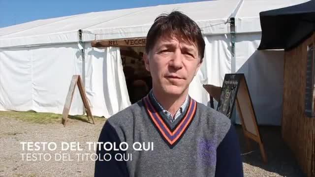 """Video: Panzeri: """"25 aprile, una festa che richiama migliaia di persone"""""""