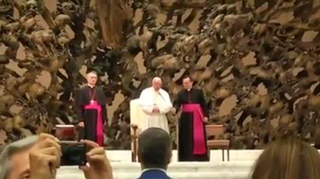 Video: Il messaggio di Papa Francesco ai piccoli consiglieri malnatesi