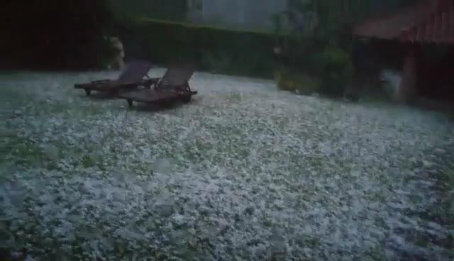 Video: Grandinata a Varese