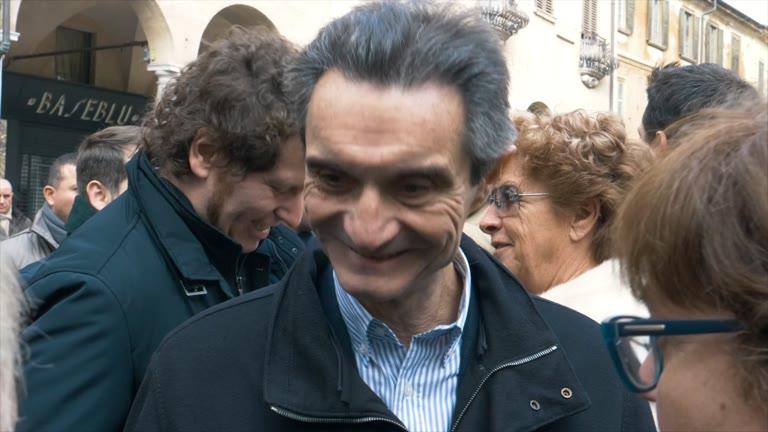 Video: La presentazione di Attilio Fontana a Varese