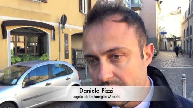 """Video: Il legale della famiglia Macchi: """"La famiglia è serena"""""""