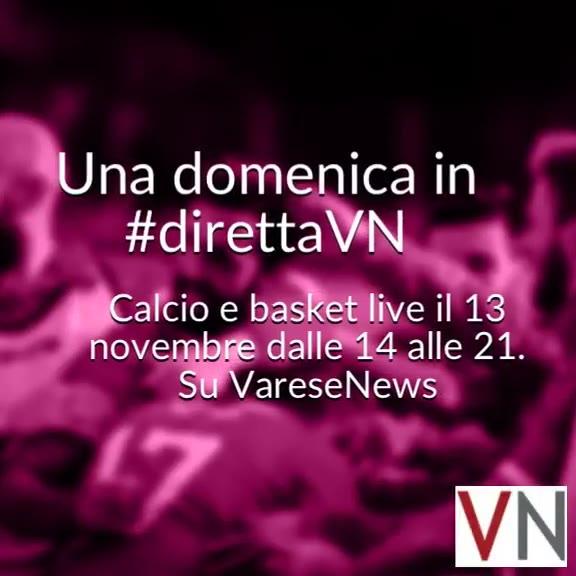 Video: #direttaVN, il programma di domenica 13 novembre
