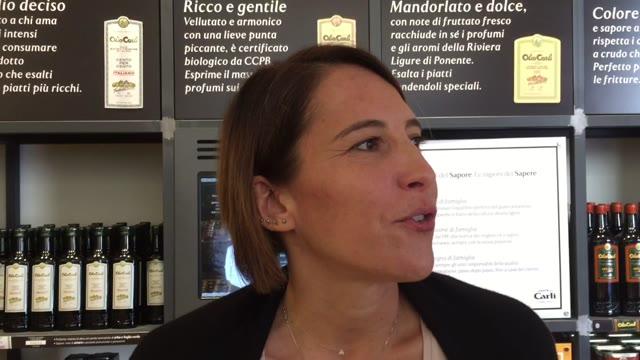 """Video: Claudia Carli: """"ecco perchè abbiamo scelto Varese"""""""