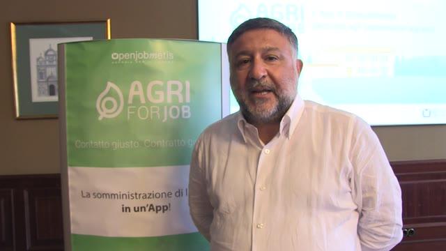 Video: Openjobmetis lancia l'app AgriForJob