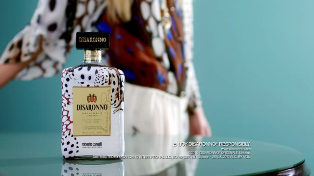 Video: Il nuovo spot DiSaronno veste Cavalli