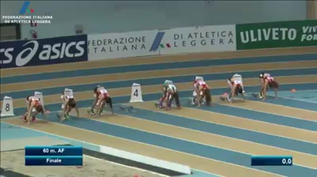 Video: Eleonora Alberti, la più veloce d'Italia