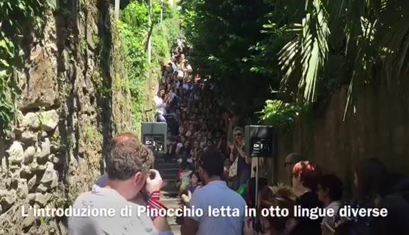 Video: Casciago, apre il parco della Villa Comunale