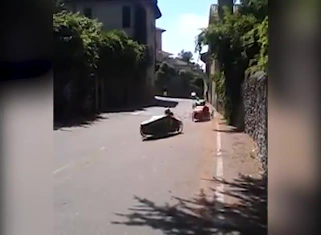 """Video: Marco Ruga il """"piede"""" più veloce di Galliate"""