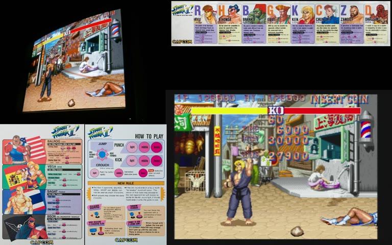 Arcade - Street Fighter II': Champion Edition - Points [Tournament Settings] - 1,491,000 - Evan Weston