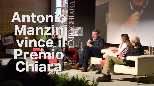 "Video: Antonio Manzini: ""Dedico la vittoria ai miei tre cani"""