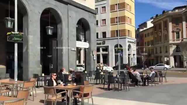 Video: Tutti in piazza