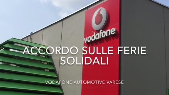 Video: Ferie solidali alla Vodafone Automotive