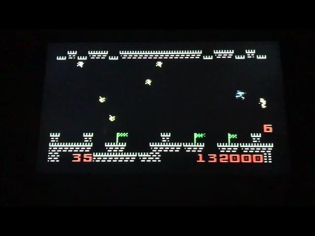 Intellivision - Masters of the Universe - MASTER LEVEL - 20,100,000 - AL Birman