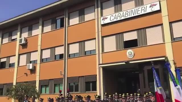 Video: L'Inno di Mameli alla Festa dei Carabinieri