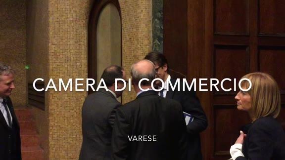 Video: Fabio Lunghi è il nuovo presidente della Camera di Commercio