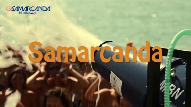 Video: Samarcanda assume 800 animatori