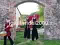 La Sfilata Spettacolo de I Giullari del 2000