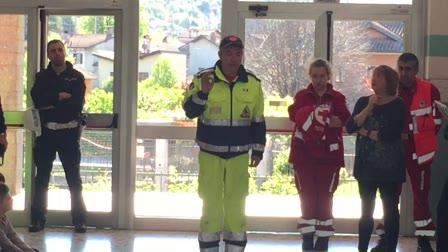 Video: Protezione civile: cosa fare in caso di incendio