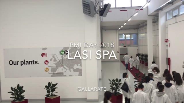 Video: Pmi Day alla Lasi spa