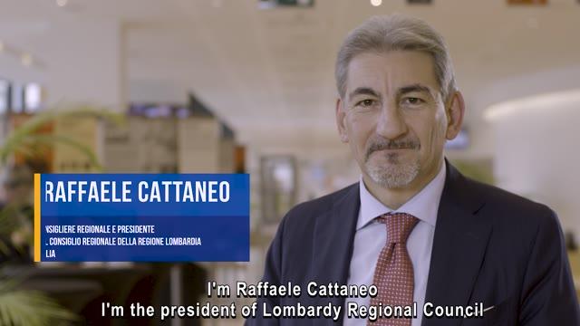 Video: Raffaele Cattaneo spiega le strategie macroregionali