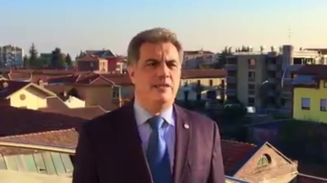 """Video: Eugenio Vignati: """"Non dobbiamo aver paura dei terroristi"""""""
