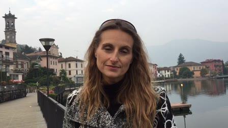 """Video: Jenny Santi: """"Il lago risorsa per la mobilità alternativa"""""""