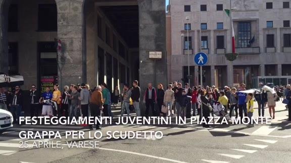 Video: Juve nella storia, quinto scudetto di fila
