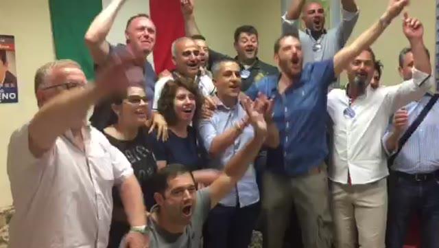 Video: La festa di Nicola Poliseno