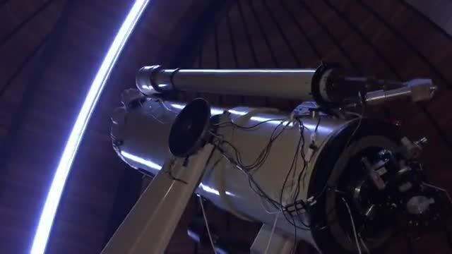 Video: Osservatorio, arriva il più grande telescopio d'Italia