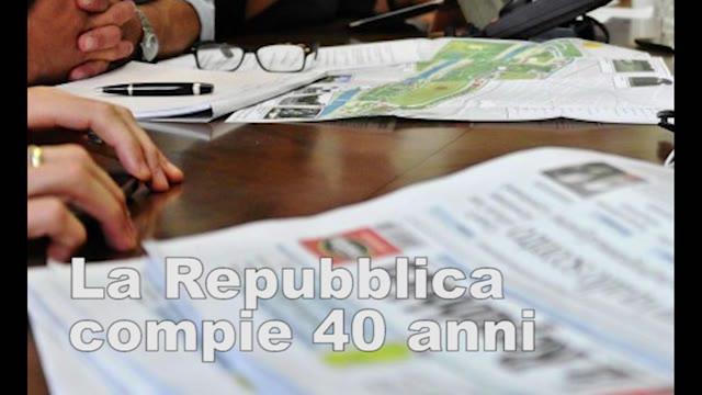 Video: La Repubblica compie 40 anni
