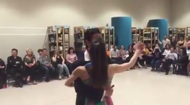 Video: Il fascino del Tango